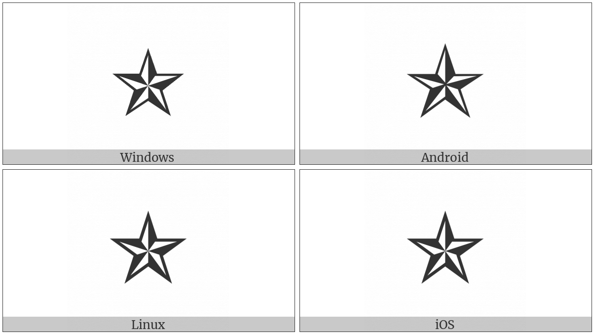 Pinwheel Star on various operating systems