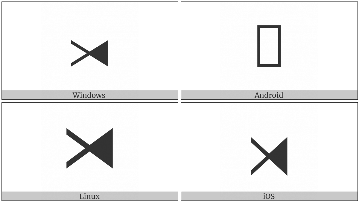 Times With Right Half Black on various operating systems