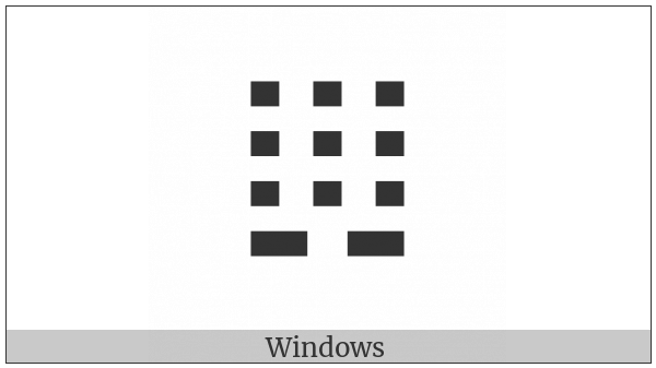 Tetragram For Labouring on various operating systems