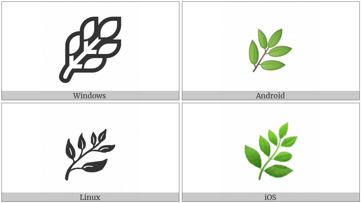 Herb on various operating systems
