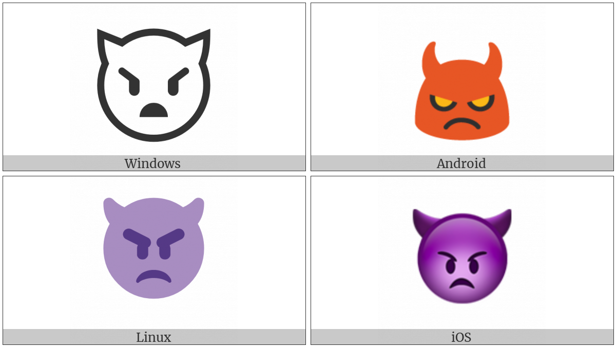 Imp on various operating systems