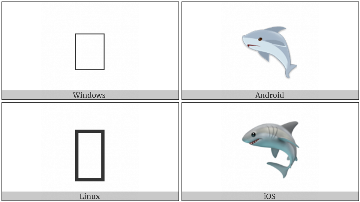 Shark on various operating systems