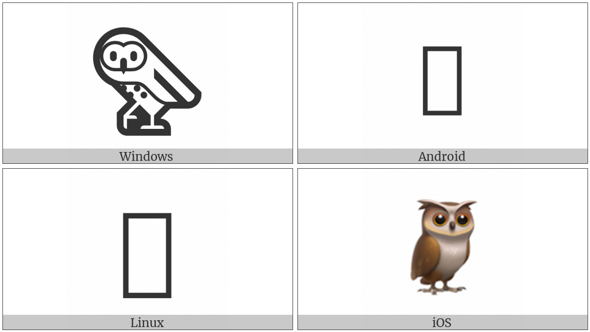 Owl on various operating systems