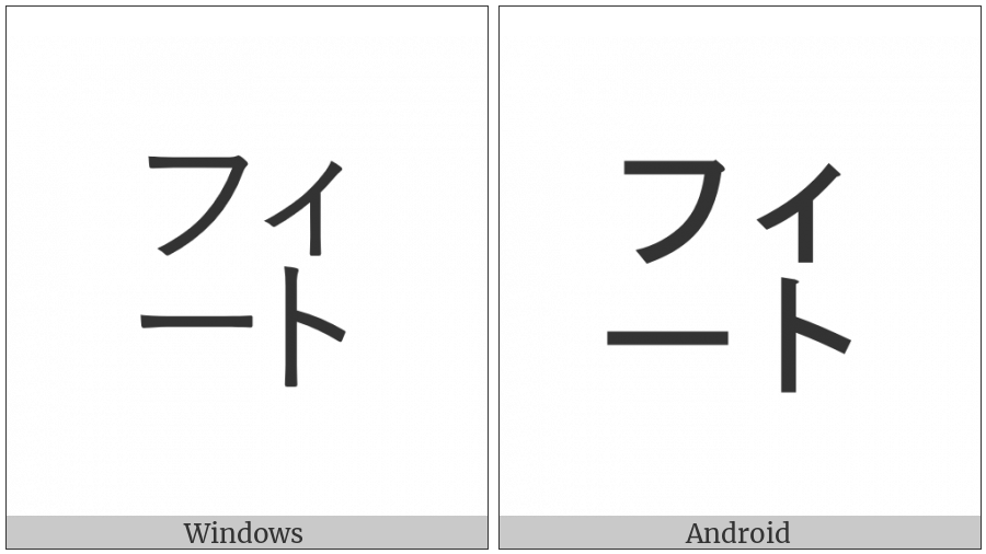 Square Huiito on various operating systems