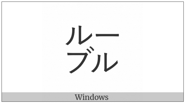 Square Ruuburu on various operating systems