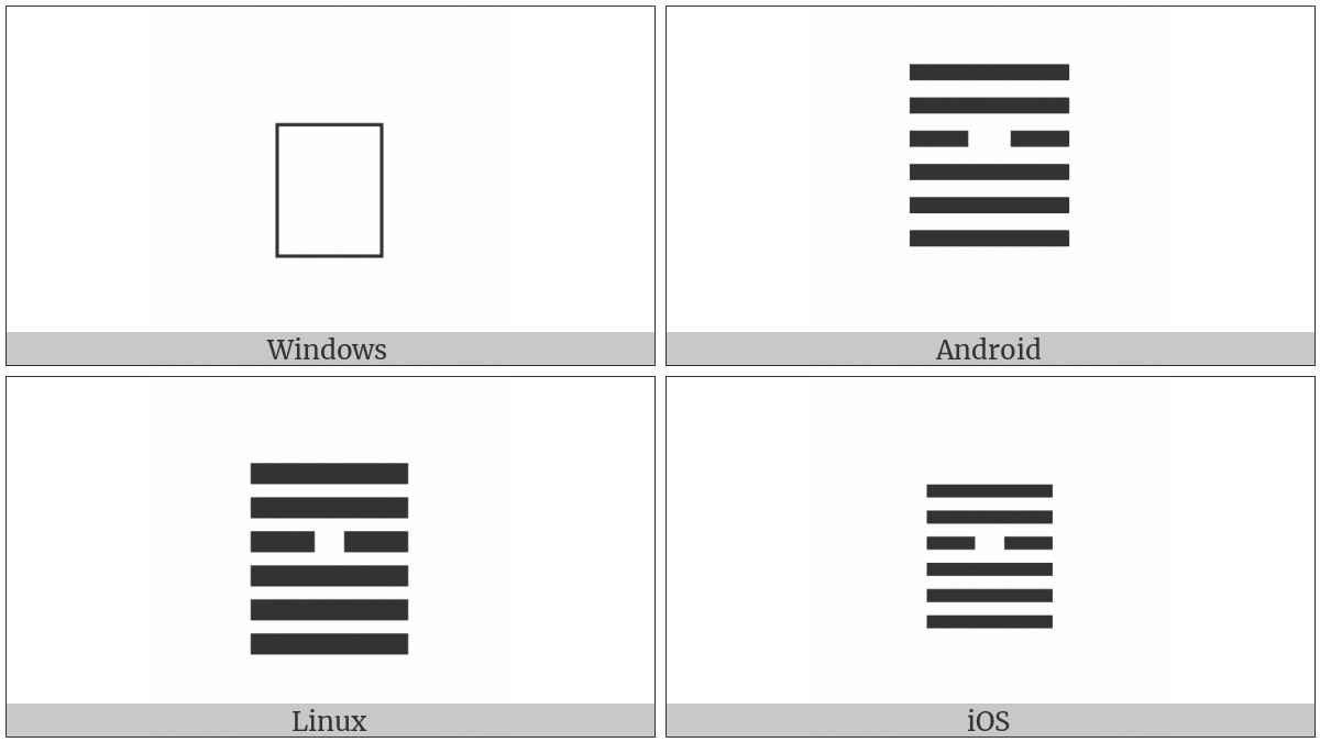 Hexagram For Small Taming on various operating systems