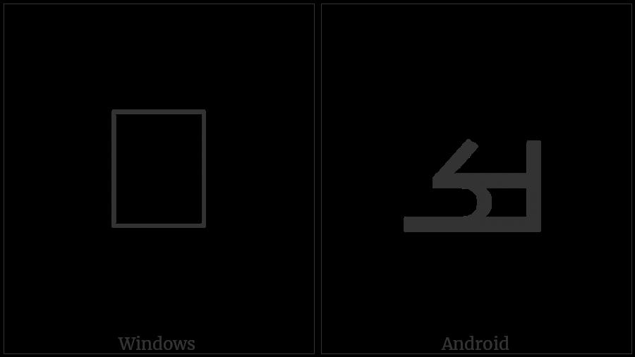 MANDAIC LETTER AQ utf-8 character