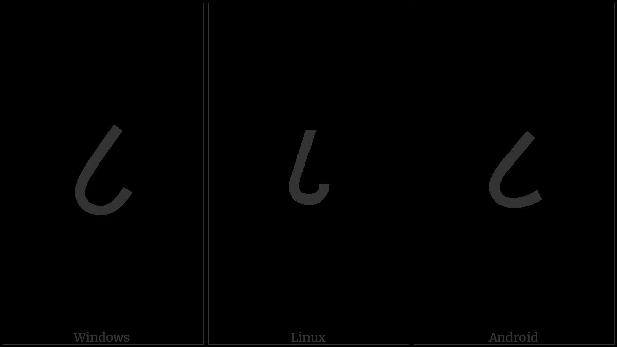 Devanagari Digit Eight on various operating systems