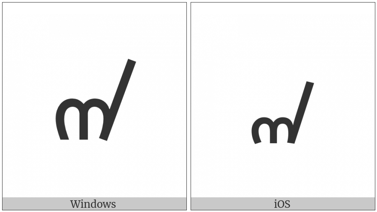 Oriya Fraction Three Sixteenths on various operating systems