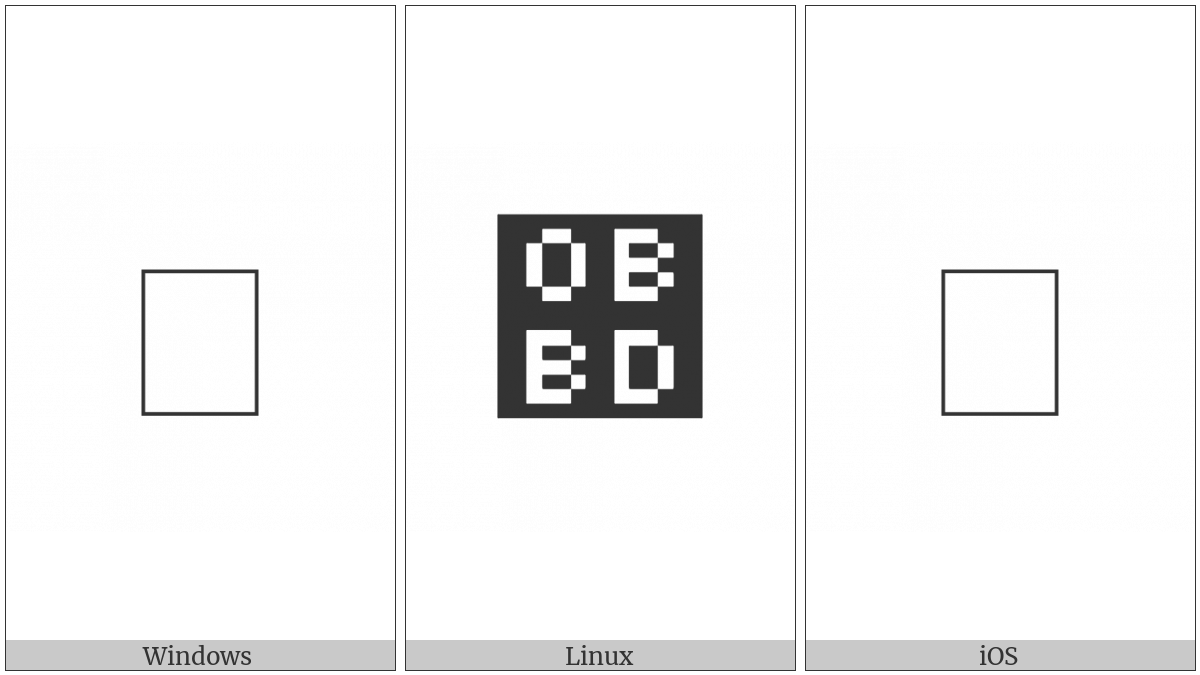U+0BBD utf-8 character