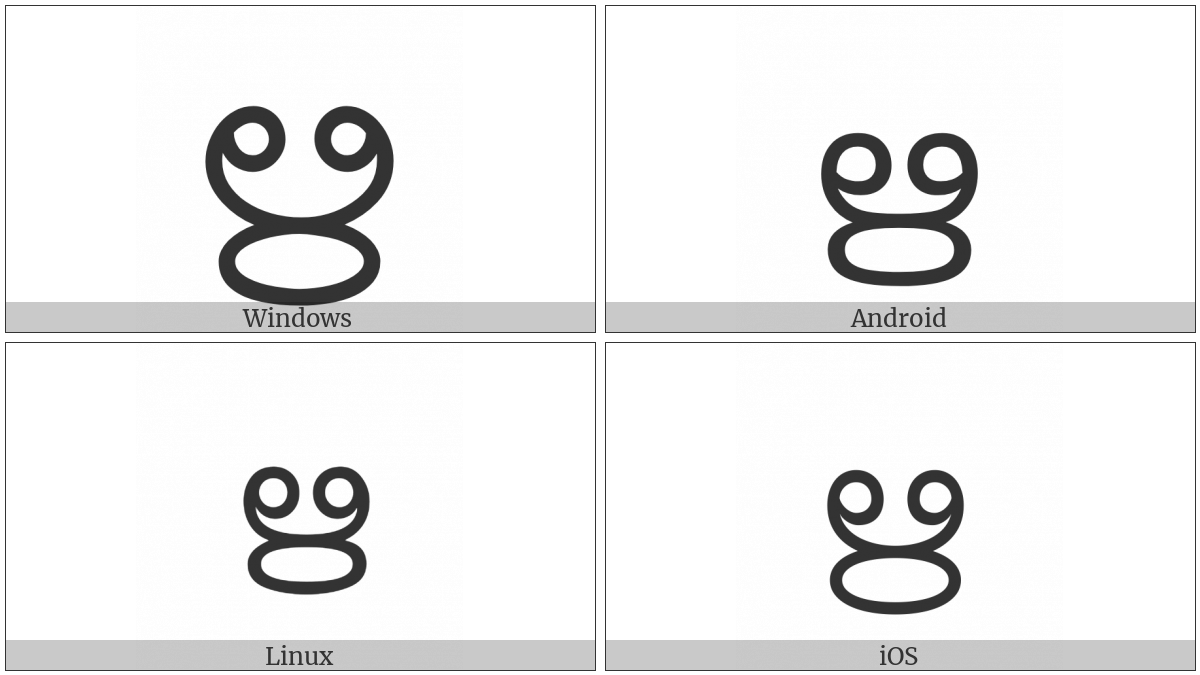 MALAYALAM LETTER VOCALIC R utf-8 character