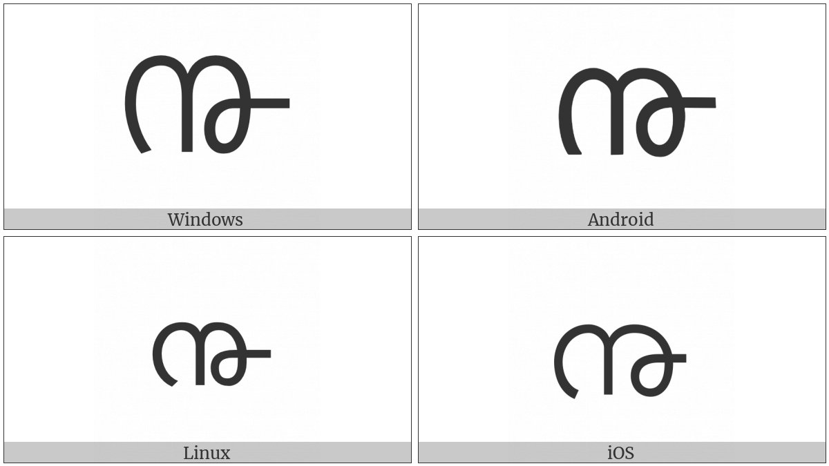 Malayalam Date Mark on various operating systems
