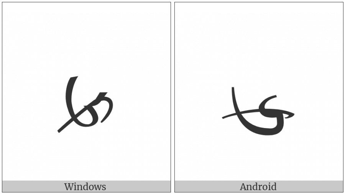 TIBETAN DIGIT HALF SIX utf-8 character