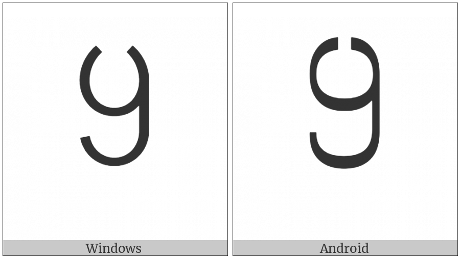 Myanmar Tai Laing Digit Six on various operating systems