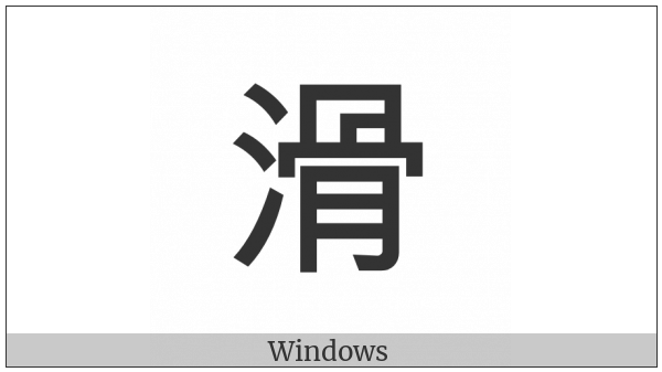 Cjk Compatibility Ideograph-F904 on various operating systems