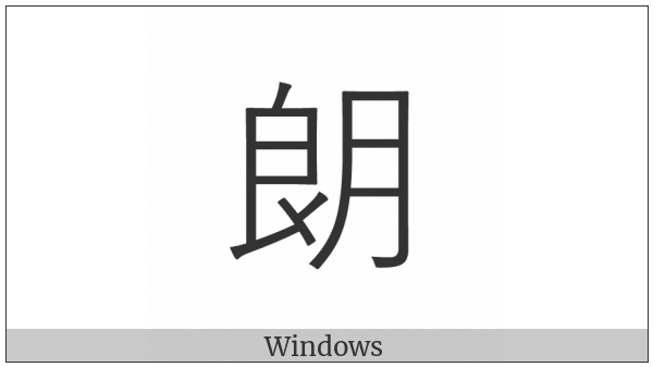 Cjk Compatibility Ideograph-F929 on various operating systems