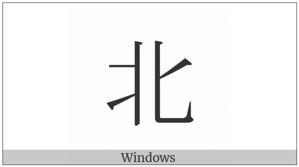 Cjk Compatibility Ideograph-F963 on various operating systems