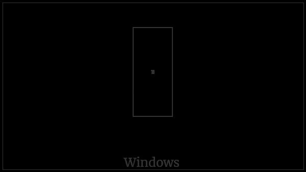 Limbu Vowel Sign U on various operating systems