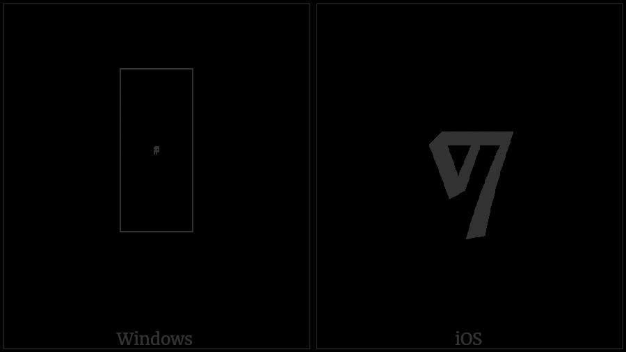 Limbu Digit Nine on various operating systems