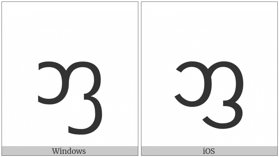 New Tai Lue Letter High Qa on various operating systems