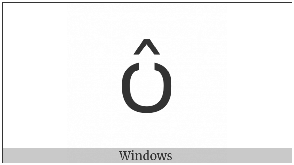 New Tai Lue Letter Low Ba on various operating systems