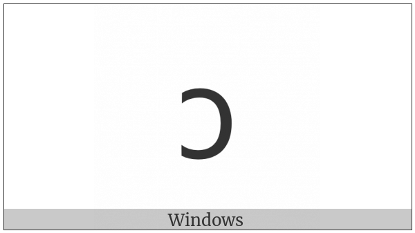 New Tai Lue Vowel Sign Aa on various operating systems