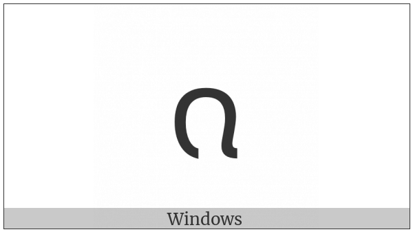 New Tai Lue Vowel Sign E on various operating systems