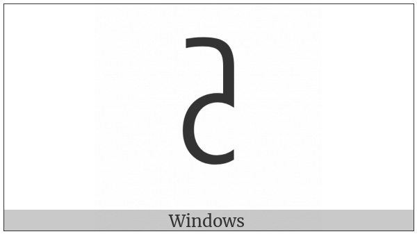 New Tai Lue Vowel Sign Ay on various operating systems