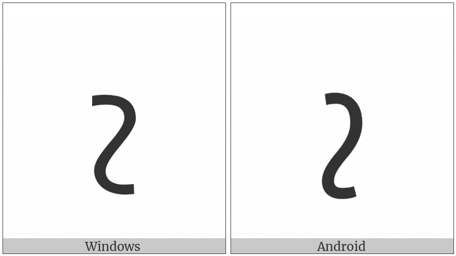 Shavian Letter Zoo on various operating systems