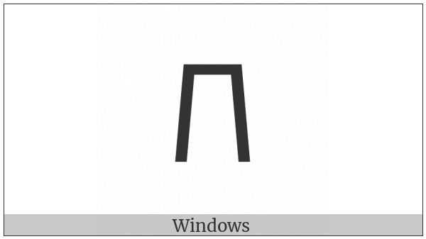 Cypriot Syllable Ko on various operating systems