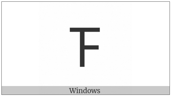 Cypriot Syllable To on various operating systems