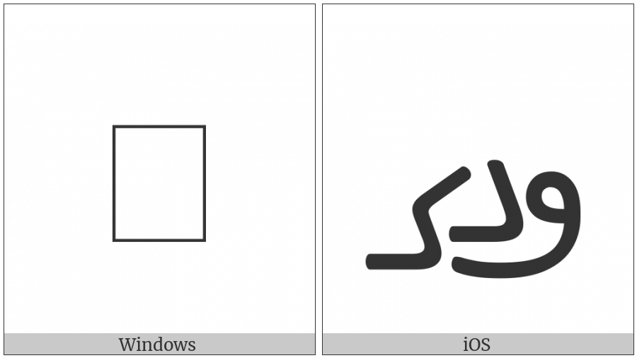 Psalter Pahlavi Number One Hundred on various operating systems