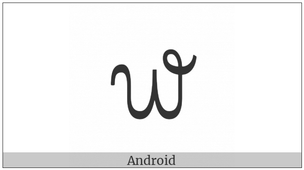 Balinese Digit Nine on various operating systems
