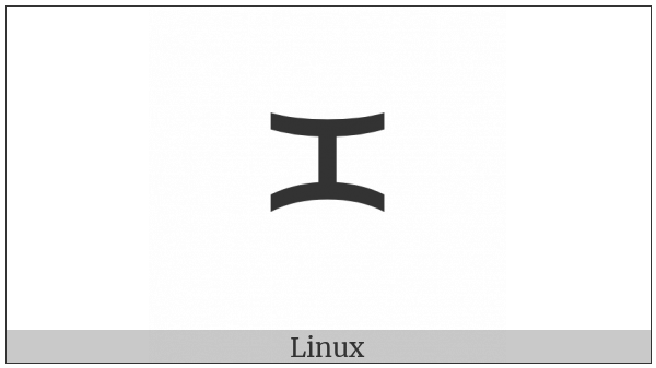 Lepcha Letter Da on various operating systems