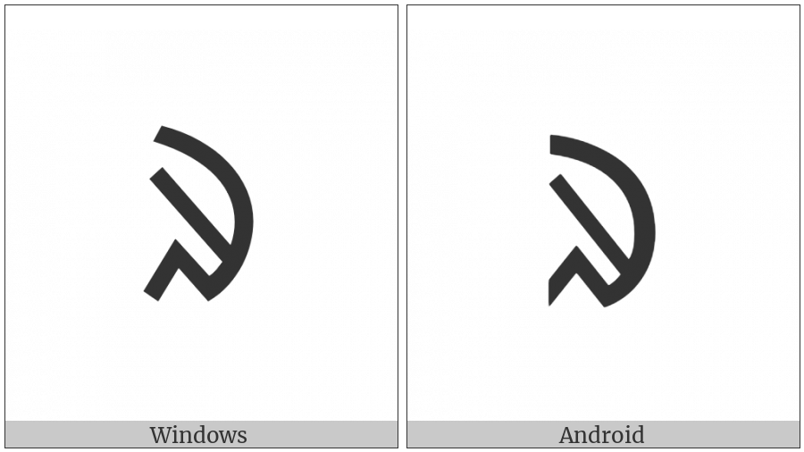 Ol Chiki Letter Ir on various operating systems