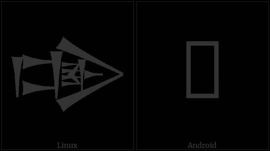 Cuneiform Sign Dug Times Igi Gunu on various operating systems