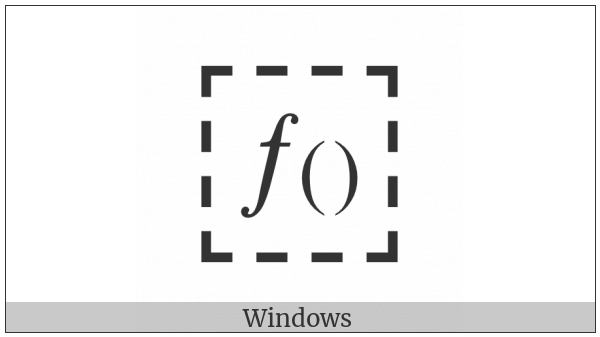 Function Application on various operating systems