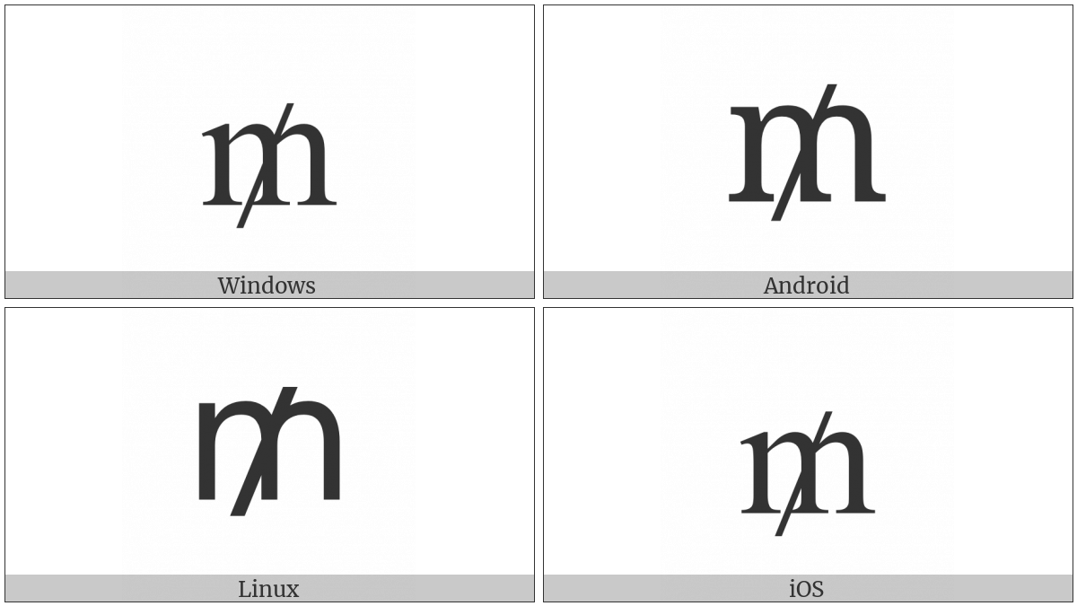 Mill Sign on various operating systems