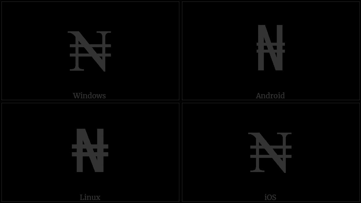 Naira sign utf 8 icons symbol information table buycottarizona Image collections