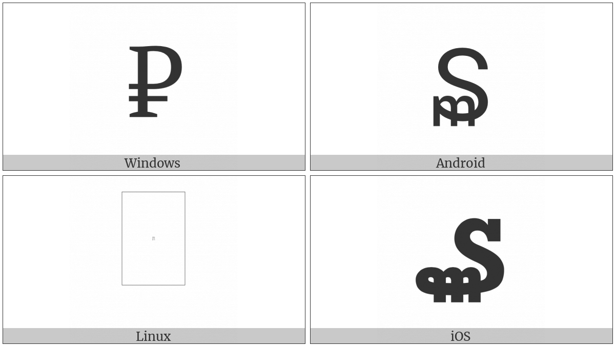 Spesmilo Sign on various operating systems