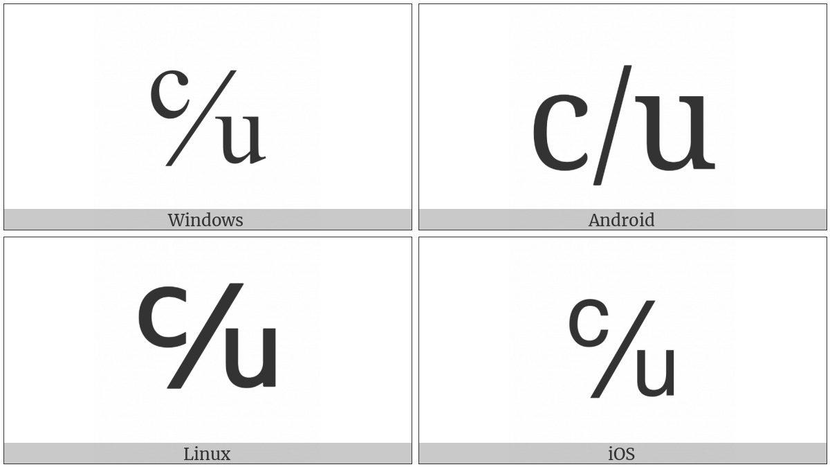 Cada Una on various operating systems