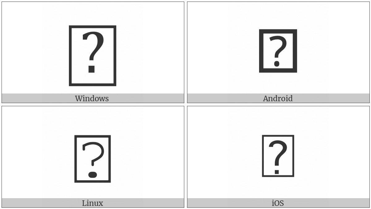 Apl Functional Symbol Quad Question on various operating systems