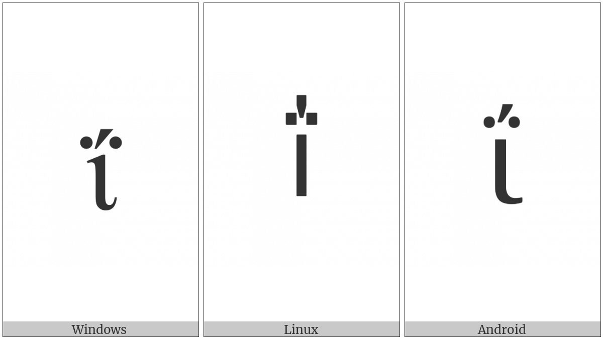 GREEK SMALL LETTER IOTA WITH DIALYTIKA AND TONOS utf-8 character