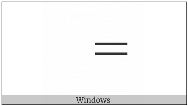 Tag Space on various operating systems