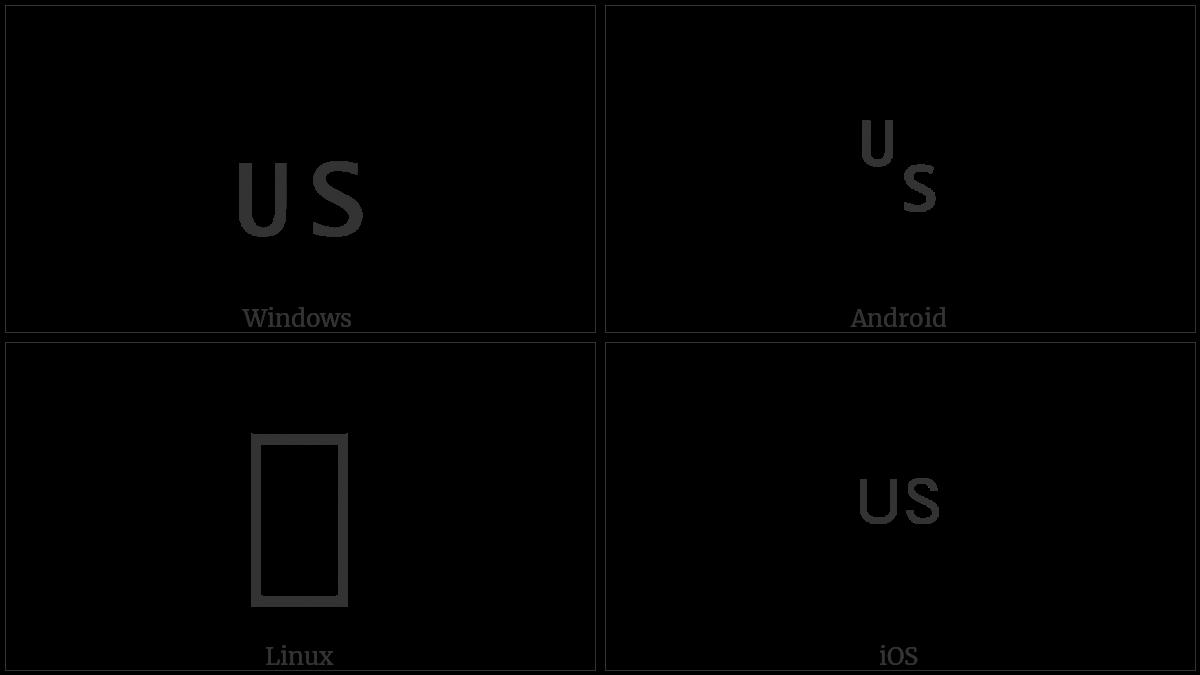 Symbol For Unit Separator Utf 8 Icons