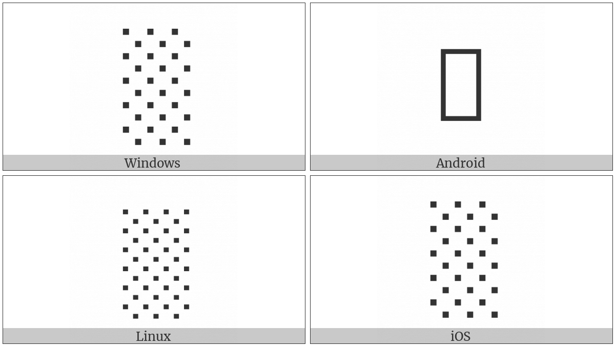 Light Shade on various operating systems