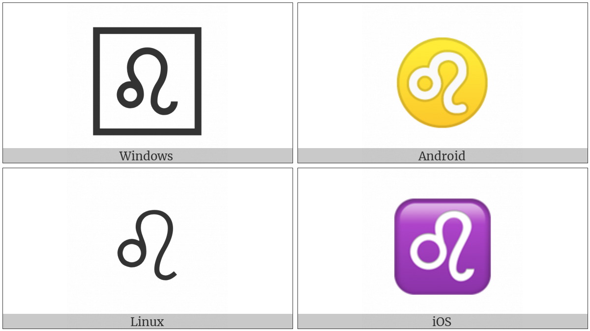Leo on various operating systems