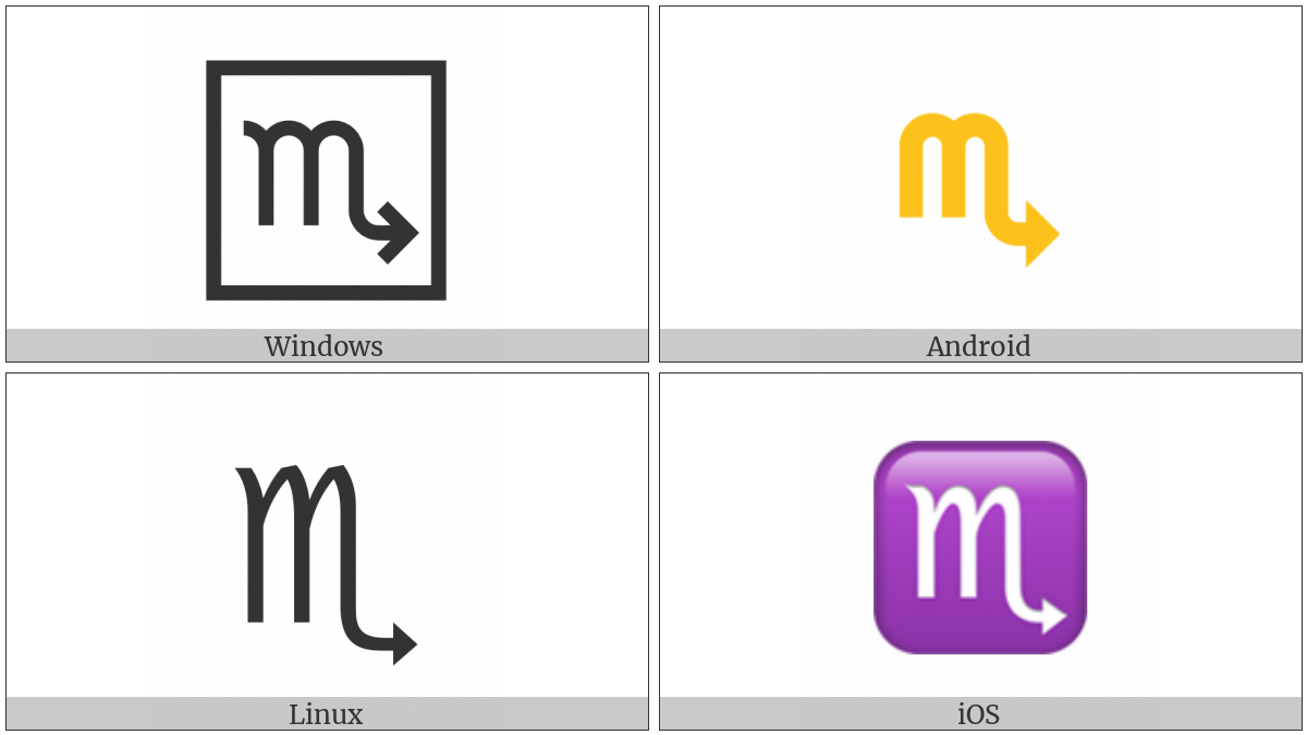 Scorpius on various operating systems